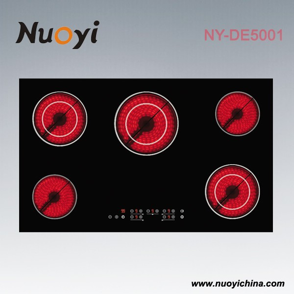 Popular incense black ceramic electric countertop stove