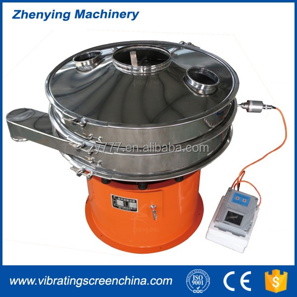 Ultrasonic Shaker Inclined Vibrating Screen