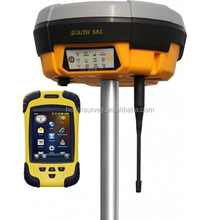 High accuracy 220 channels rtk gnss surveying system South S82, gps rtk survey equipment