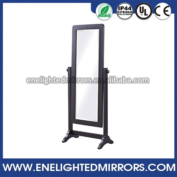 UK Market popular OEM picture frame with bevelled mirror edge