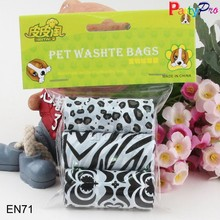 2015 China Wholesale Pet Supplies Waste Plastic Garbage Bag