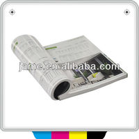 2013 free sample proof perfect binding adult catalog printing