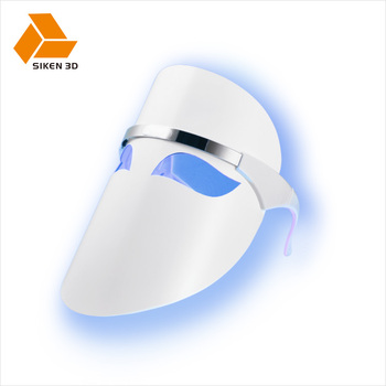 led facial mask for skin rejuvenation
