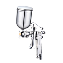 F75G F-75G air paint spray gun aluminium stainless steel copper brass cup nozzle spray machine for wall painting
