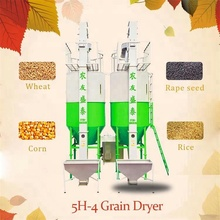 High Automation Wheat Corn Grain Dryer for Southeast Asia
