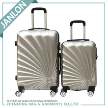 Wholesale large capacity light weight luggage for traveling