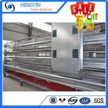 H-type Multi-tier Hot Galvanized Chicken Battery Poultry Cages/Chicken Cage for Kenya Farm