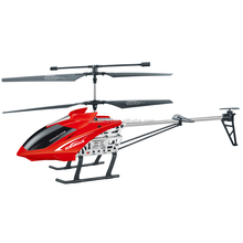 3CH 2.4G Alloy Helicopter with gyro, two speeds and light control