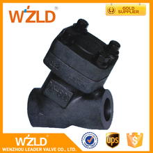 WZLD ISO9001,API 16D Certificate Y Type Ss Industrial Medium Temperature Basket Strainer