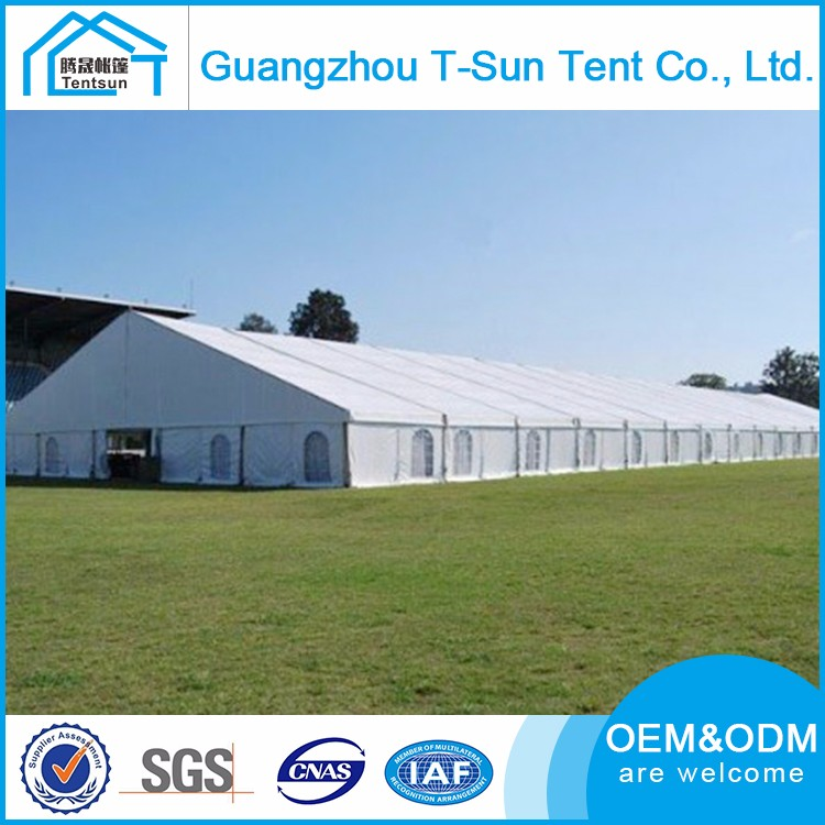 Big aluminum frame 20x60m good quality marquees tents for events