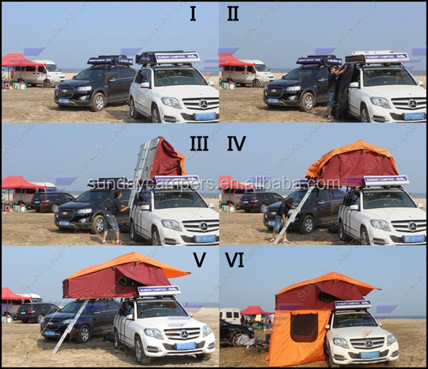Roof top car camper 4x4 off road accessories