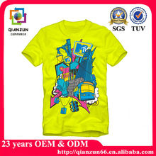 Cheap printing super soft cotton t-shirts