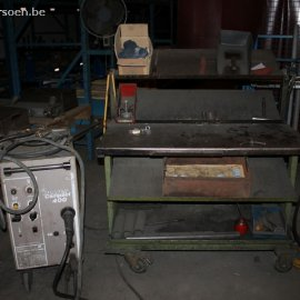 Used ESAB POWER COMPACT 400 Welding Machines