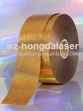 140micron spangle polyester film,Sequin film,holographic PET film