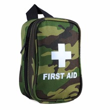 Factory Wholesale Travel Outdoor Private Label Emergency Bag/Medical First Aid Kit