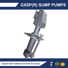 GX High Pressure Anti-abrasion Centrifugal Submersible Water Pump