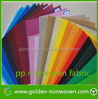 Eco friendly PP Spunbonded Nonwoven Fabric for home textile