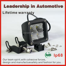 Hot Sale IP68 Factory supply Offroad ATV SUV 4*4 Round Cree 20W LED Tuning Work Head Light with lifetime warranty