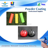 Heat Resistant Epoxy Polyester Powder Coating for Aluminium