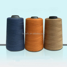 China Supplier 21NE knitting Hemp Organic viscose Cotton Hemp Blend Yarn to korea