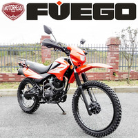 Com novo design NXR 150 Bros 200cc 250cc Motos Motorcycle