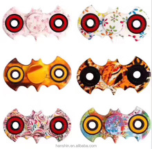 High quality Fidget Hand Spinner ABS metal 608 Ceramic Bearing for relieve stress