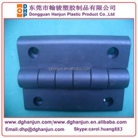 High quality plastic hinges for jewelry spring hinges box