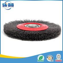 remove rust stainless steel wire wheel brush