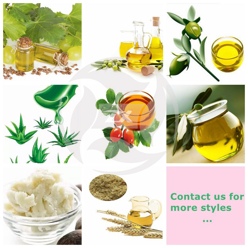 Refined Shea Butter Plant Extract Skin Care Organic Cold-Pressed Raw Unrefined