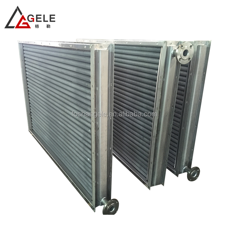 steam to air cooled plate heater dryer cooler Drying Equipment