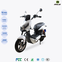 hot sale hybridity adult electric scooter motorcycle 1200W