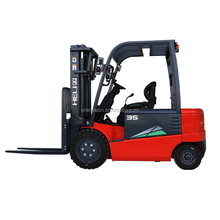 Good Quality HELI 3.5 ton Diesel Forklift CPCD35 for Sale