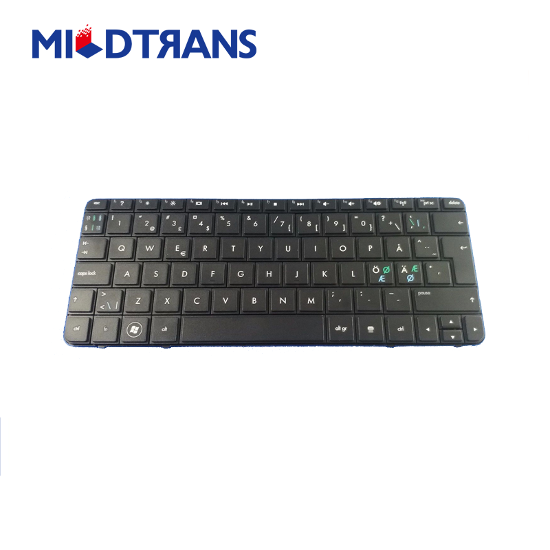 Mildtrans good price for HP Compaq Mini 210 210 210T-1000 210-1000 NR Keyboard Nordic 647569-DH1