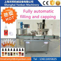 Shanghai YB-Y2 automatic small bottle filling packing machine