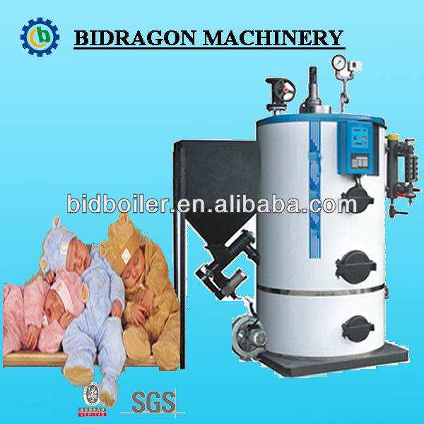 Chinese High efficiency / large heating surface / 3-pass / packgae / fully automatic /hot water boiler