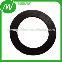 Good Quality OEM Manufacturer Silicone Round Rubber Gasket