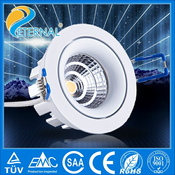 Excellent quality promotional led downlight components