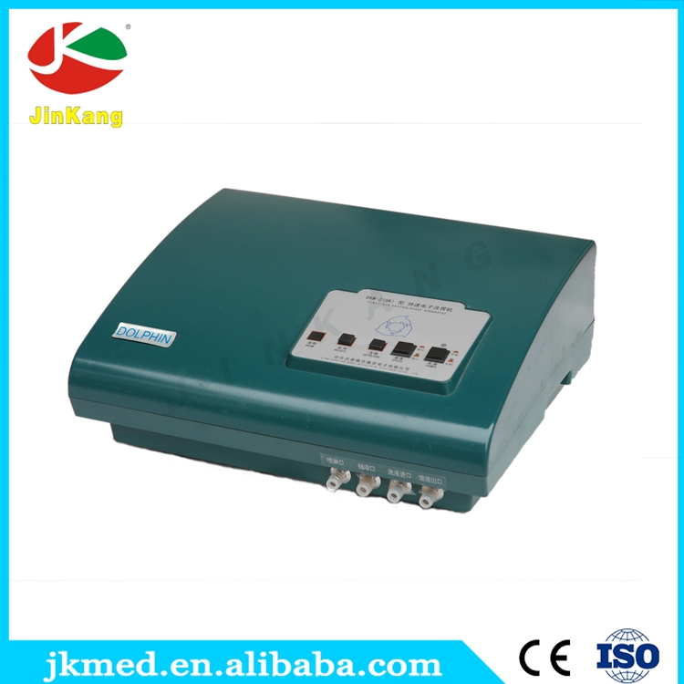 Fast electric gastrolavage machine for hospital