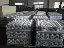 aluminum foil coated fiberglass fabric