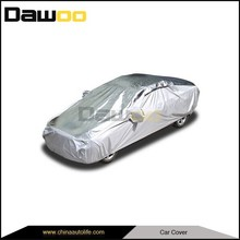 Useful heated flood and frost protector car cover for car