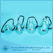 eco-friendly disposable medical oxygen mask material for sales