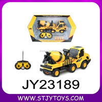 Newly arrival 2014 1:20 6CH RC truck cementing truck rc truck remote