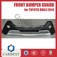 HIGH QUALITY FRONT BUMPER GUARD FOR TOYOTA RAV4 2014