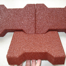 Fapre Playground Rubber Paving Brick