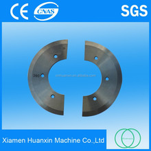 Rubber cutting blade, plastic cutting blade, cutting tool blade rubber