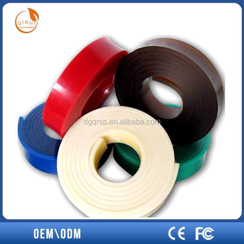 Polyurethane squeegee for screen printing 50*9mm