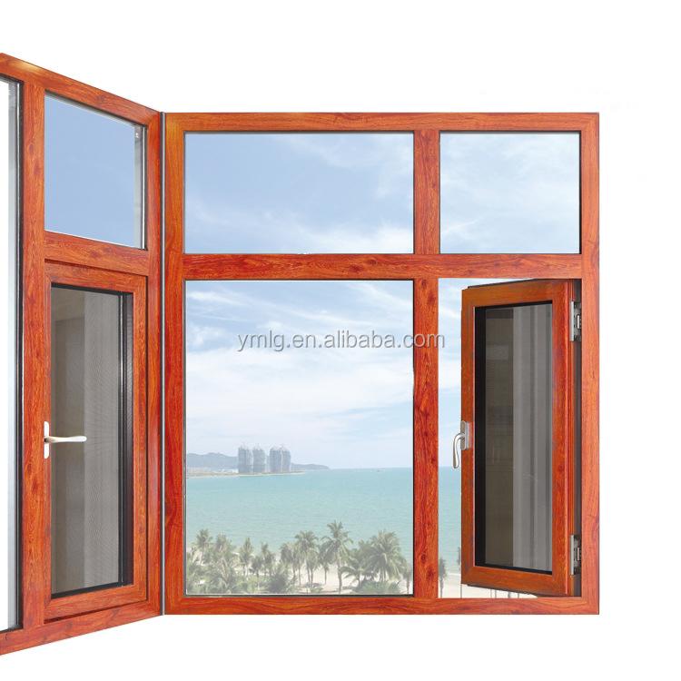 Venta al por mayor fabrica de ventanas de madera-Compre online los ...