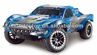 1/10 SCALE ELECTRIC 4WD 2.4GHZ RC OFF-ROAD BRUSH SHORT COURSE TRUCK