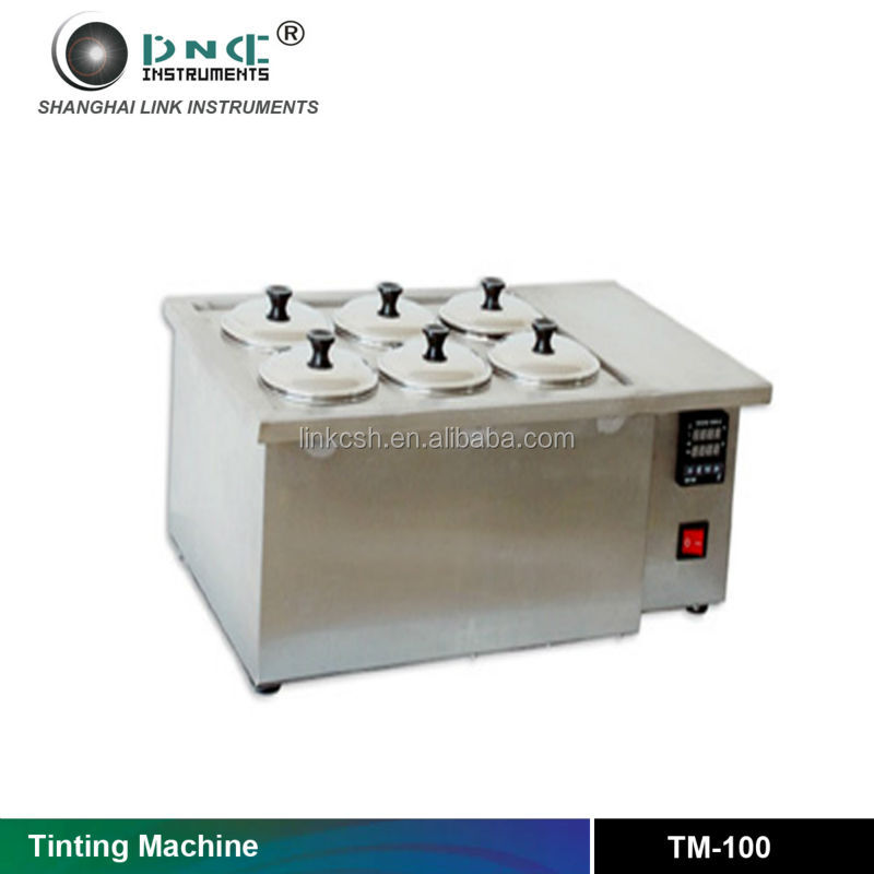 TM-100 Lab equipent ophthalmology best paint tinting machine