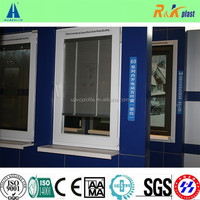 60 series PVC clear plastic window